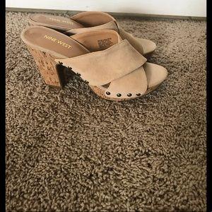 Nine West Sandals 🌸 size 6.5